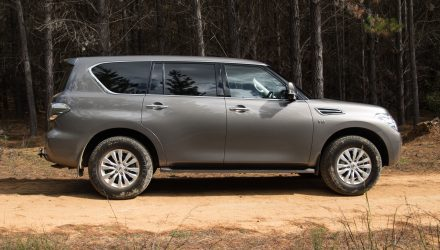 2018 Nissan Patrol Ti-L review (video)