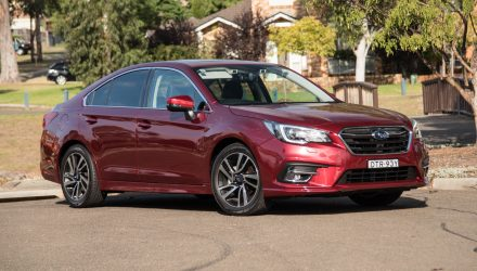 2018 Subaru Liberty 2.5i Premium review