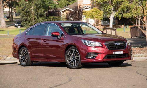 2018 Subaru Liberty 2.5i Premium review