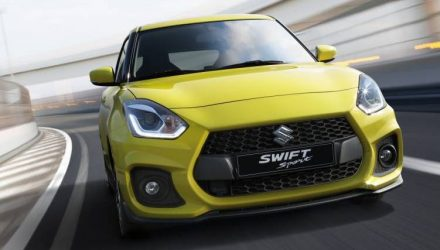 Suzuki Swift global sales hit 6 million milestone