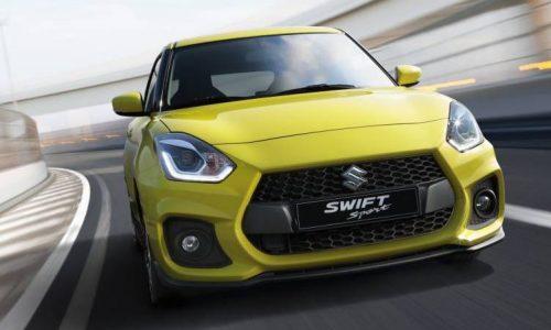 Suzuki Swift global sales hit 6 million milestone