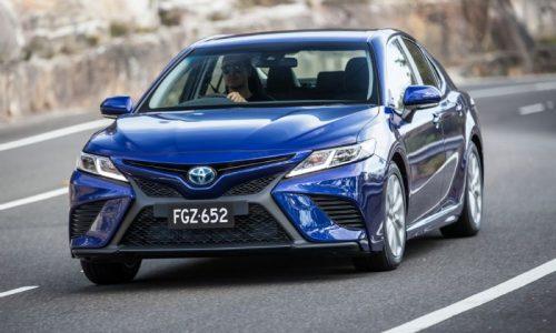 Australian vehicle sales for April 2018 (VFACTS)
