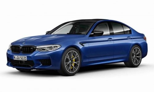 2019 BMW M5 Competition specs confirmed, images found