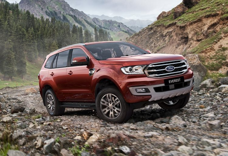 2018 Ford Raptor For Sale >> 2019 Ford Everest revealed for Australia, on sale fourth quarter | PerformanceDrive