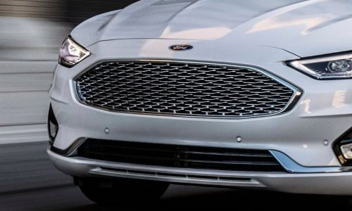 Ford cuts back on passenger cars, plans Mach-1 electric SUV – report