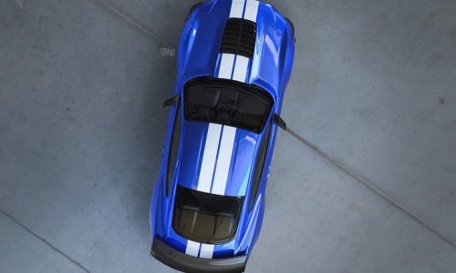2019 Ford Mustang GT500 preview reveals muscular body
