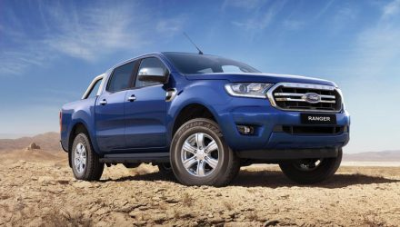 2019 Ford Ranger revealed for Australia, on sale Q4