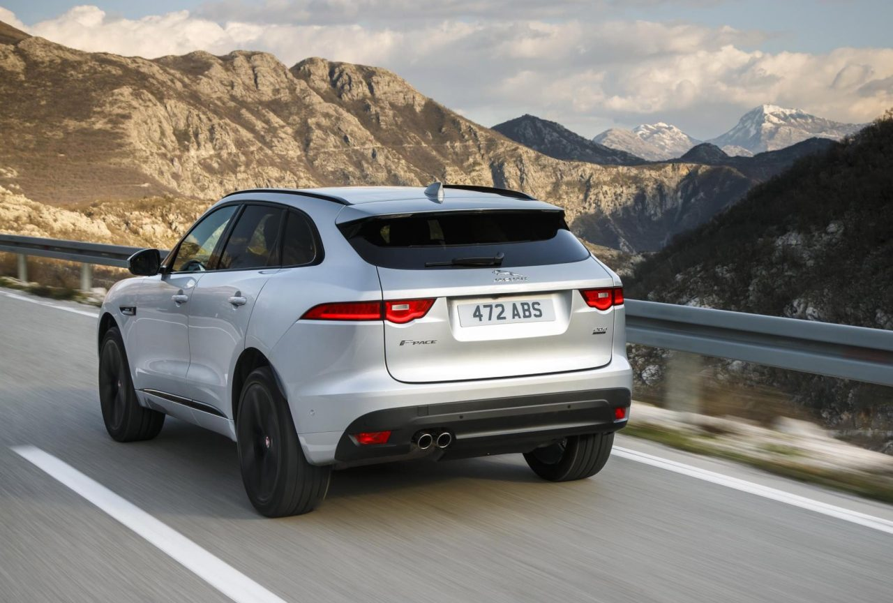 MY2019 Jaguar F-PACE announced, boosted safety & tech | PerformanceDrive