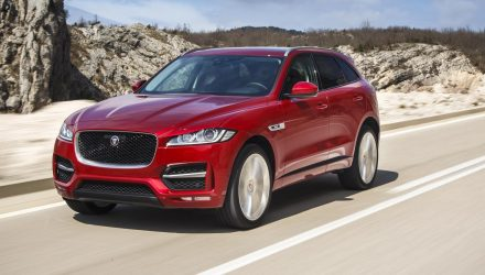 MY2019 Jaguar F-PACE announced, boosted safety & tech