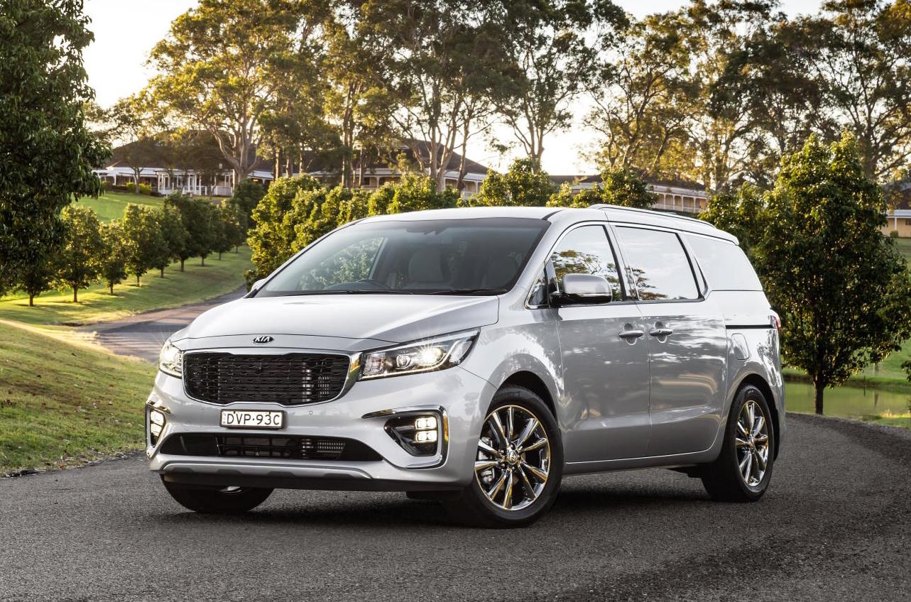2019 Kia Carnival Now On Sale In Australia From 42 490