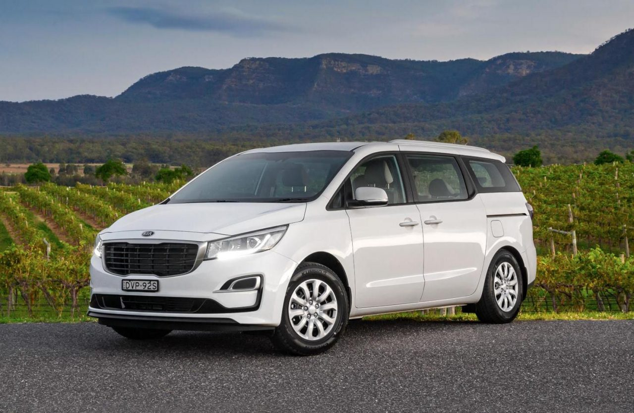 2019 Kia Carnival now on sale in Australia from $42,490 ...