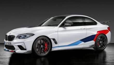 BMW announces M Performance parts for new M2 Competition