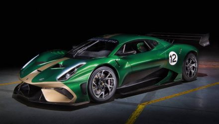 Brabham BT62 hypercar revealed, made in Australia