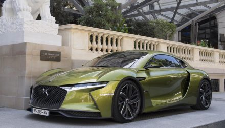 First DS EV heading to Paris show, all models to be electrified from 2025