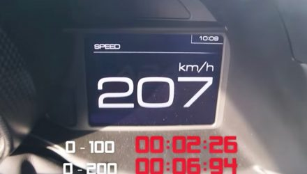 Ferrari 488 Pista actually does 0-100km/h in just 2.26 seconds? (Video)