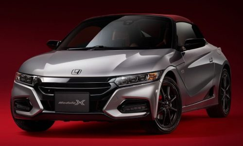 Honda S660 gets the full Modulo X treatment