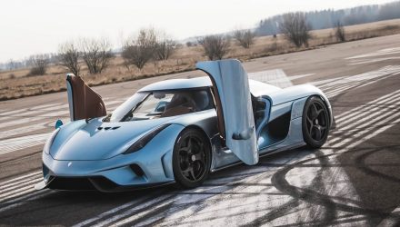 Koenigsegg officially launches in Australia in June