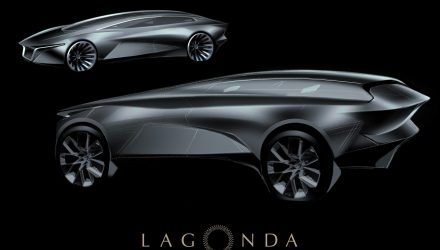 Aston Martin's Lagonda brand confirms bold electric SUV for 2021