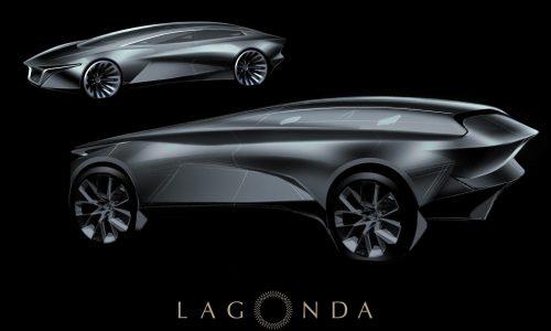 Aston Martin's Lagonda brand confirms bold electric SUV for 2021