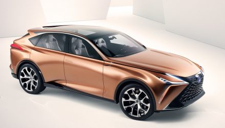 Lexus LQ trademark found, for production LF-1 Limitless?