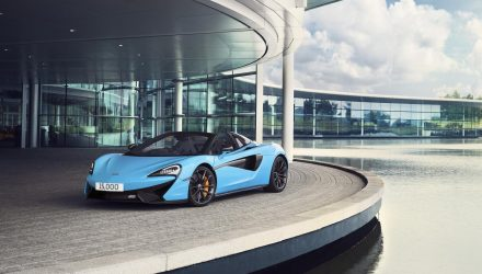 McLaren production hits 15,000 milestone, sales on the rise