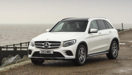 2018 Mercedes-Benz GLC update on sale, new GLC 200 added
