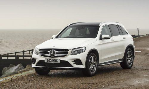 2018 Mercedes-Benz GLC update on sale, new GLC 200 added