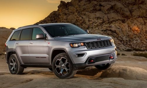 2020 Jeep Grand Cherokee to use Alfa Romeo Giorgio platform