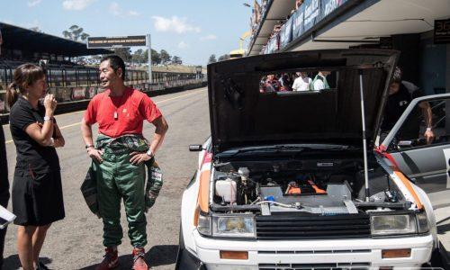 Drift King Keiichi Tsuchiya to compete in 2018 World Time Attack