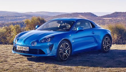 Alpine A110 arrives in Australia Q4, prices and specs confirmed