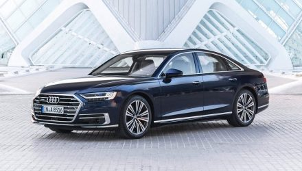 2018 Audi A8 now on sale in Australia, arrives July