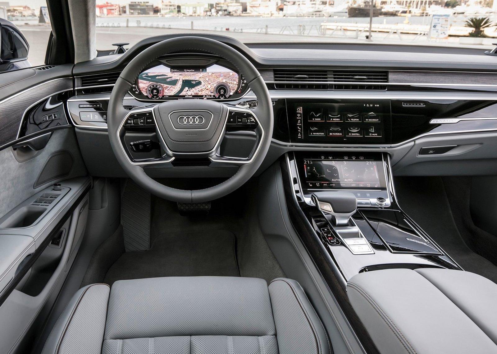 Kekurangan Audi A8 2018 Tangguh