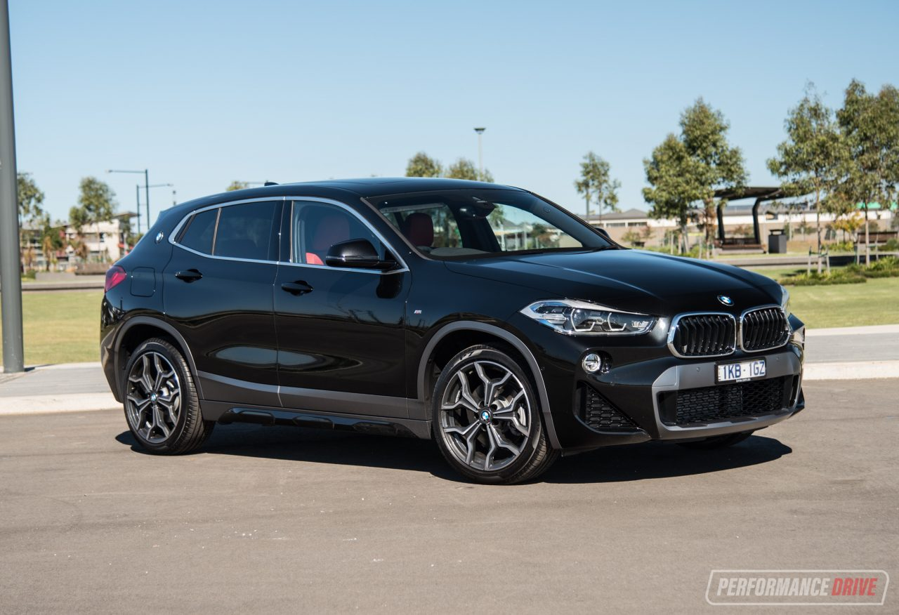 2018 Bmw X2 Sdrive20i M Sport Review Video