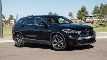 2018 BMW X2 sDrive20i M Sport review (video)
