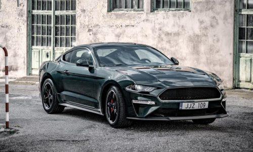 Ford Mustang Bullitt on sale in Australia from $73,688