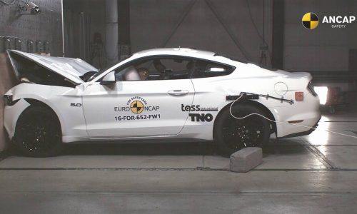 2018 Ford Mustang receives 3-star ANCAP safety rating