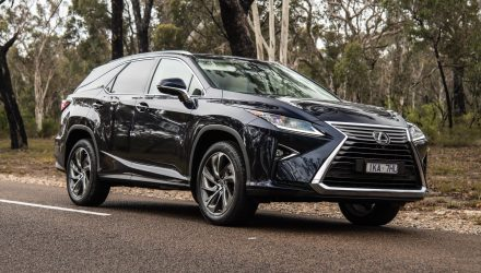 2018 Lexus RX 350L Sports Luxury review (video)