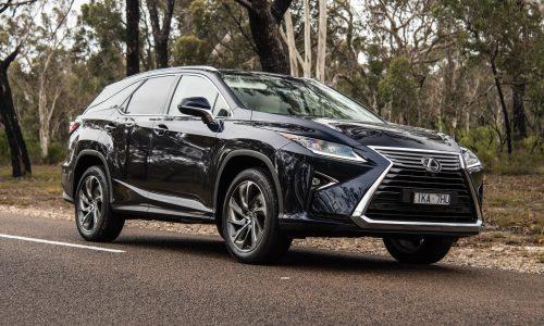 2018 Lexus RX 350L Sports Luxury review (video)