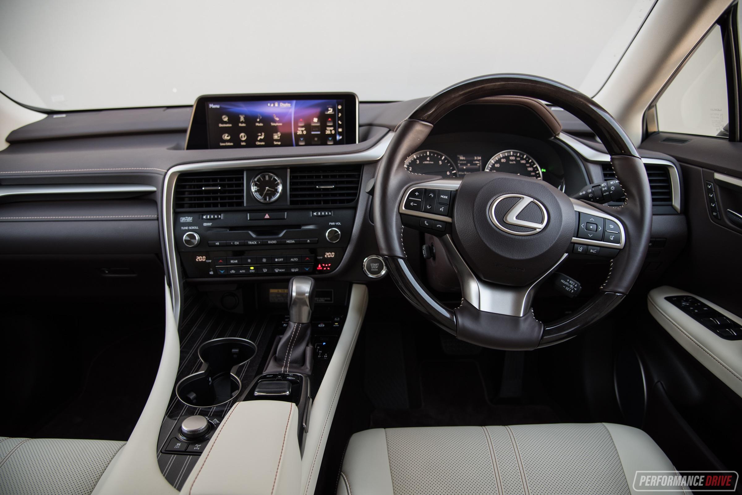 2018 Lexus Rx 350l Sports Luxury Review Video