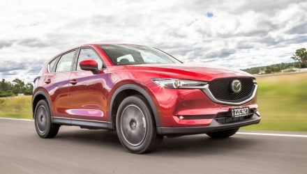Mazda CX-5 getting 2.5 turbo, emissions document confirms