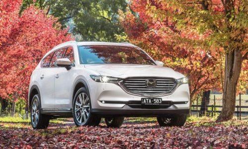 Mazda CX-8 to go on sale in Australia from $42,490