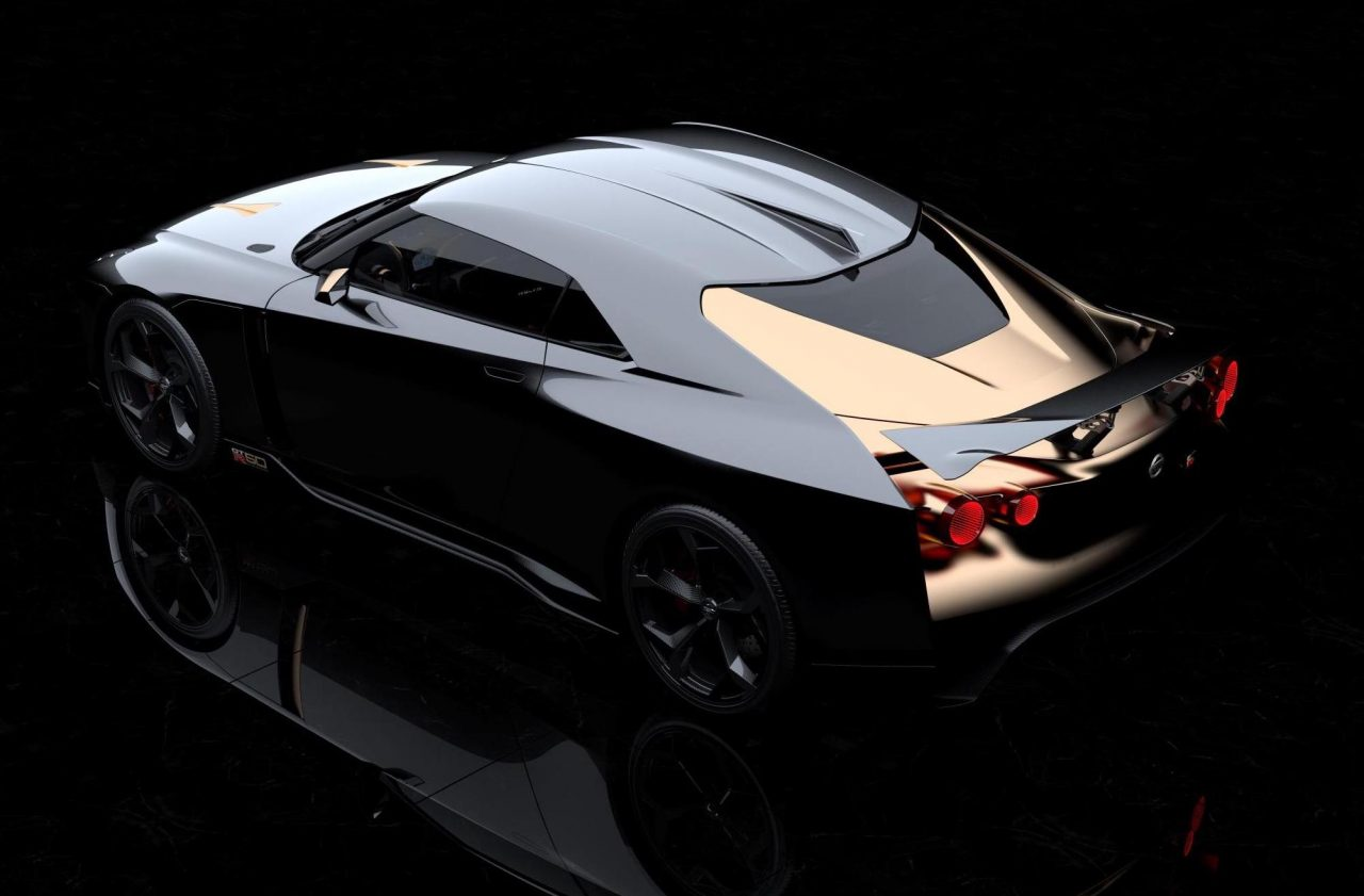 Italdesign helps create Nissan GT-R50 for 50th anniversary   PerformanceDrive