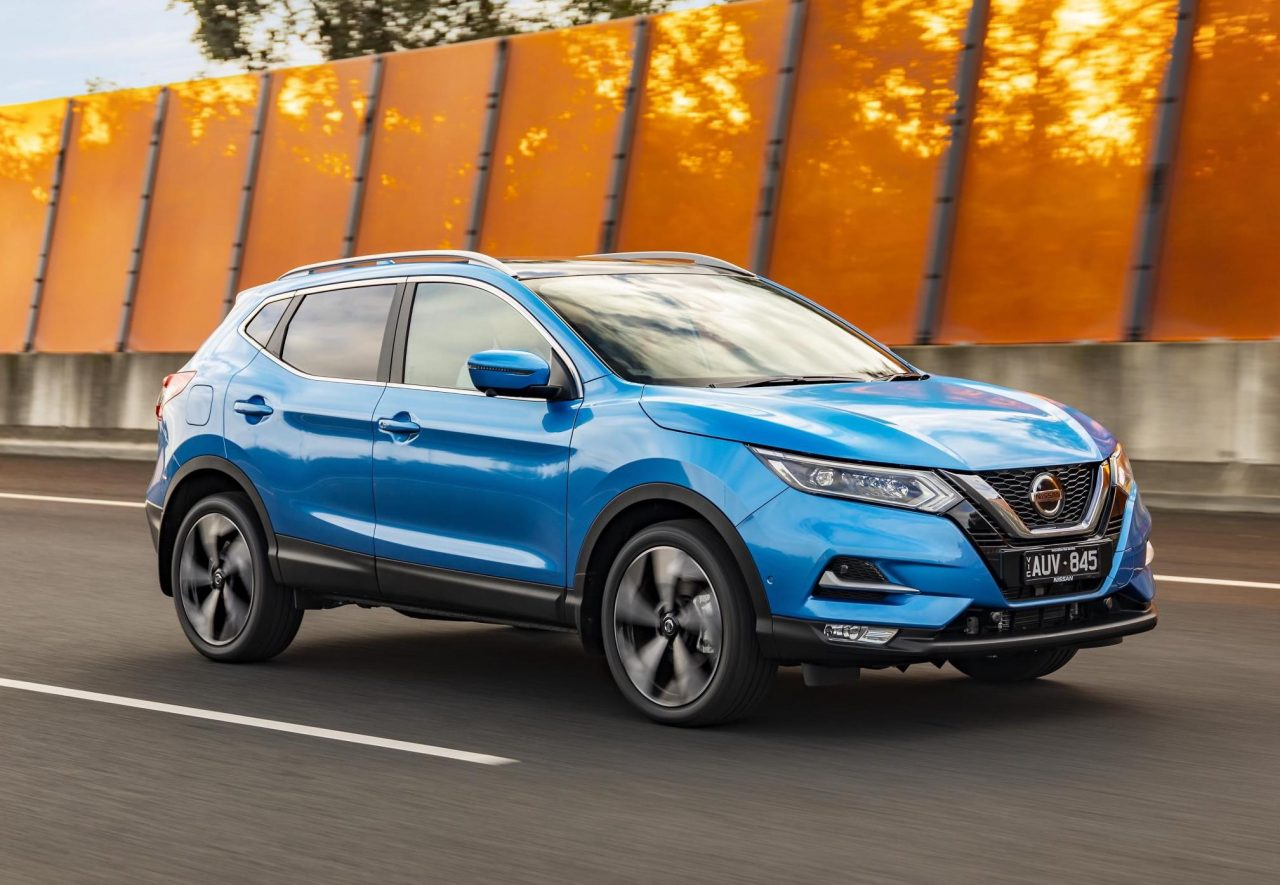 2018 Nissan QASHQAI update adds Ti flagship variant ...