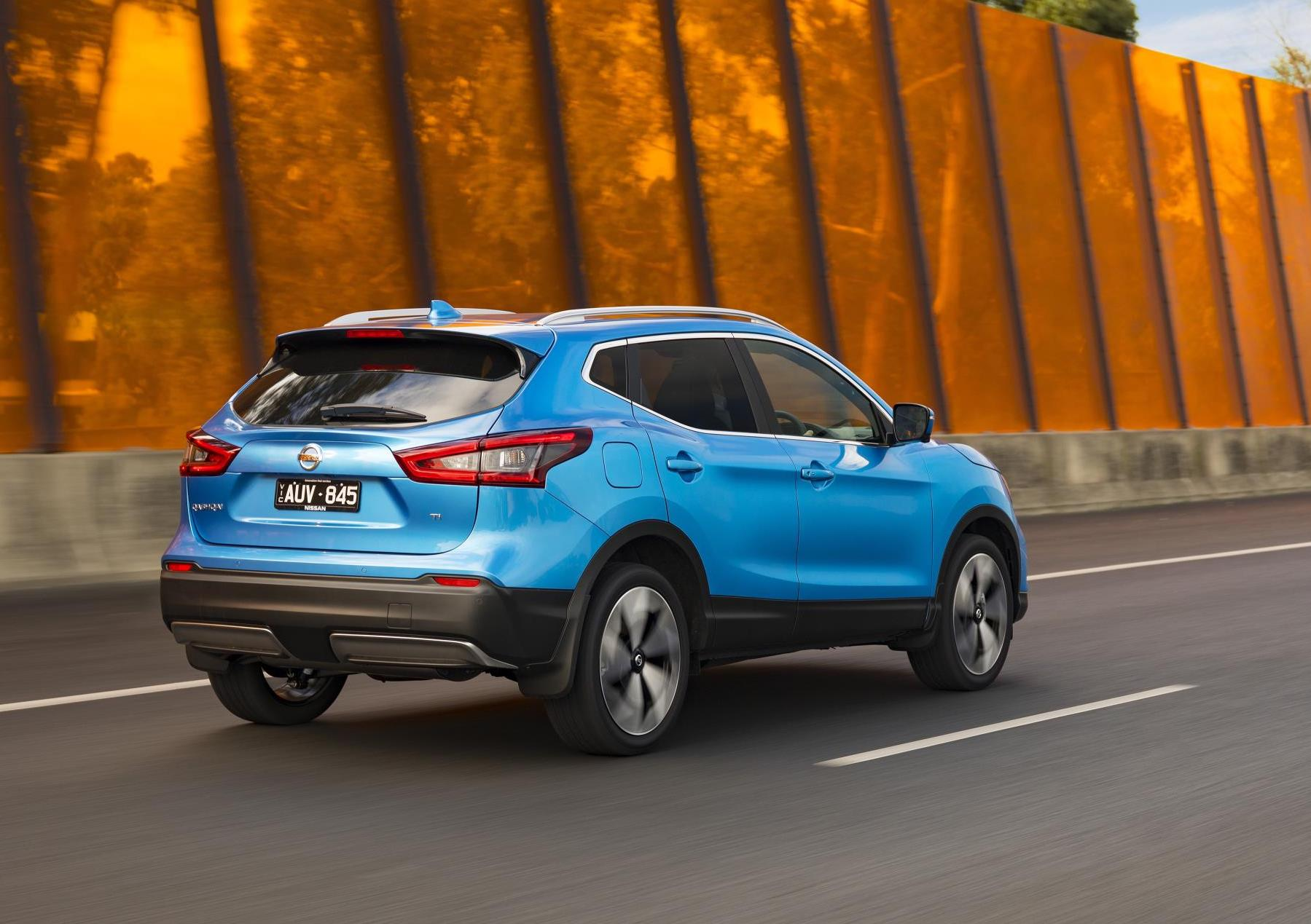 2018 Nissan Qashqai Update Adds Ti Flagship Variant