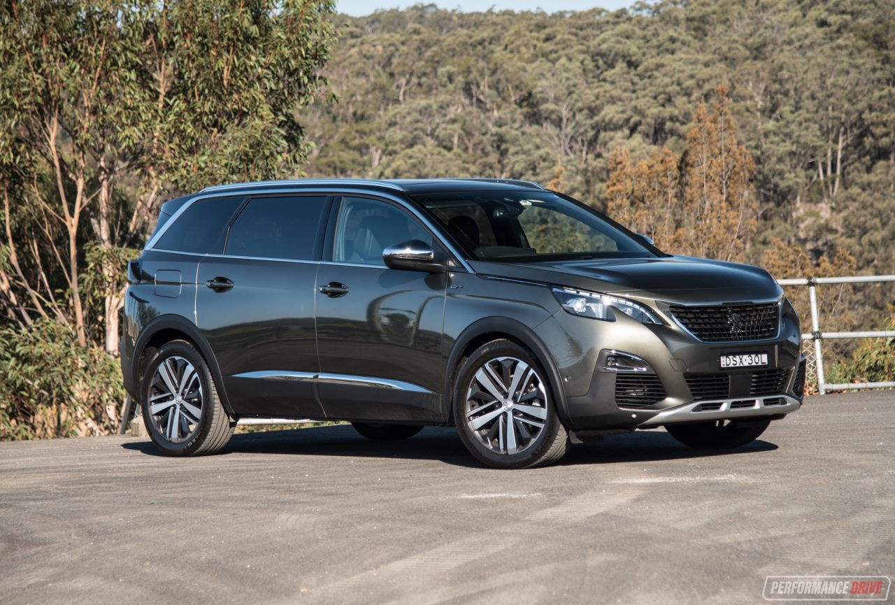 New Land Rover 2018 >> 2018 Peugeot 5008 GT diesel review (video) | PerformanceDrive