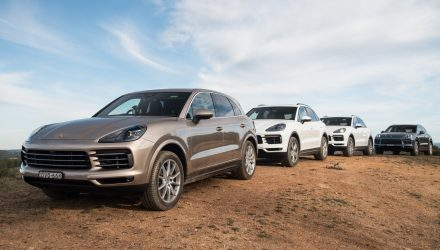 2018 Porsche Cayenne review – Australian launch (videos)