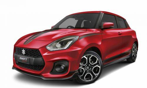 Suzuki Swift Sport Red Devil edition announced in Australia