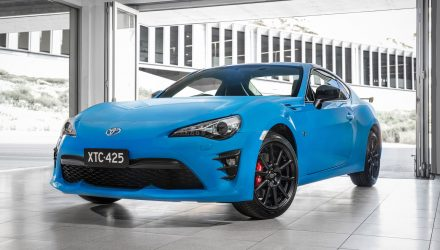 Toyota 86 hits 20,000 sales in Australia, new Apollo blue added