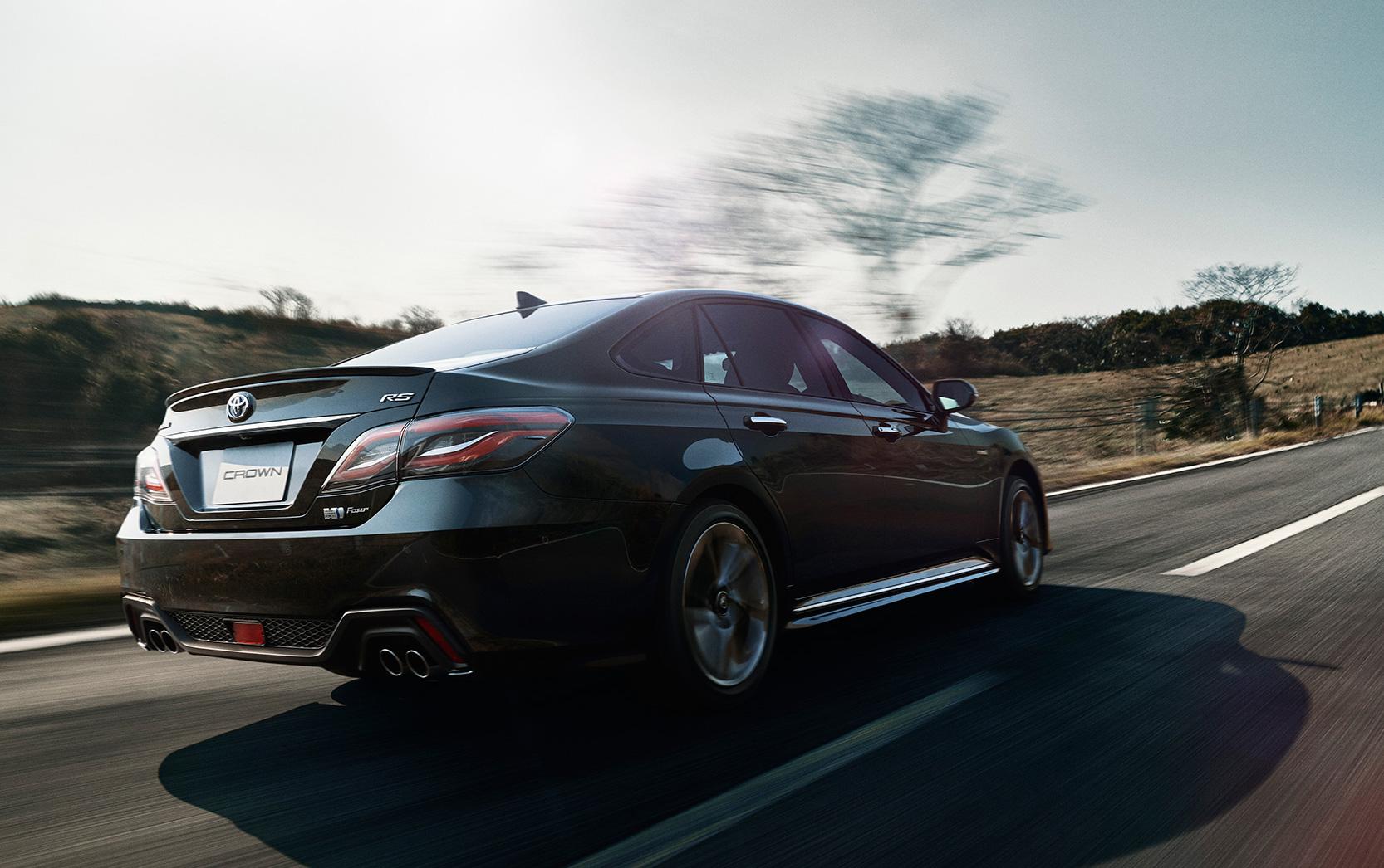 A1 Auto Sales >> 2018 Toyota Crown debuts, jumps on TNGA platform | PerformanceDrive