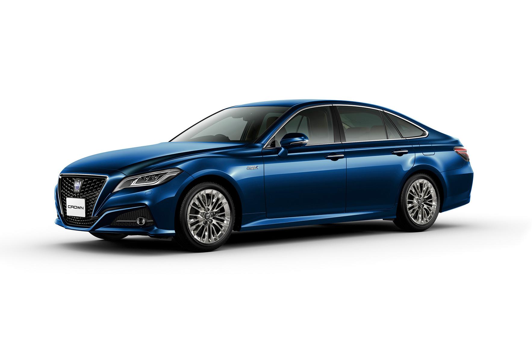 A1 Auto Sales >> 2018 Toyota Crown debuts, jumps on TNGA platform ...